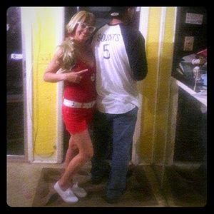 Other - Couples costume wendy peffercorn & squints